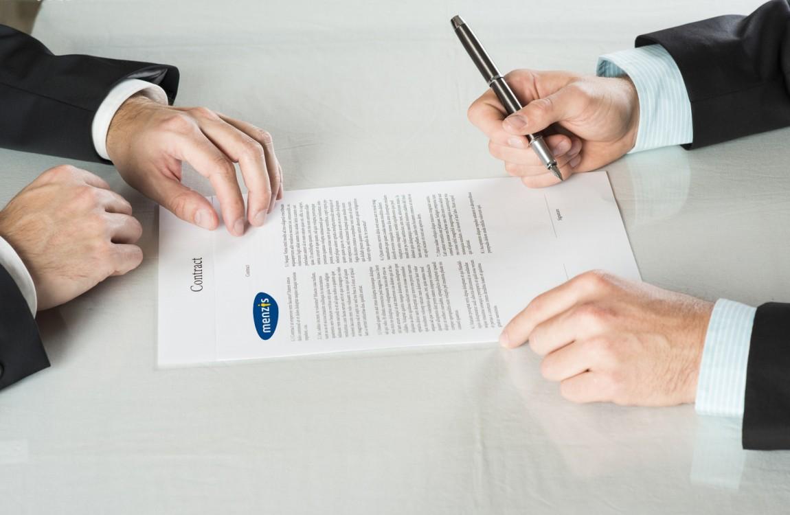 Genel Hizmet Sözleşmesinin Fesih Bildirimi İle Sona Ermesi